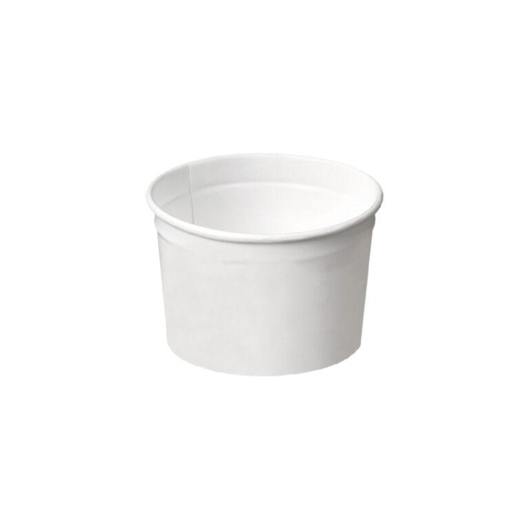 Coppette gelato in cartoncino e PLA 160 ml 1400 pz