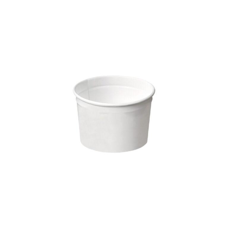 Coppette gelato in cartoncino e PLA 80 ml 2000 pz