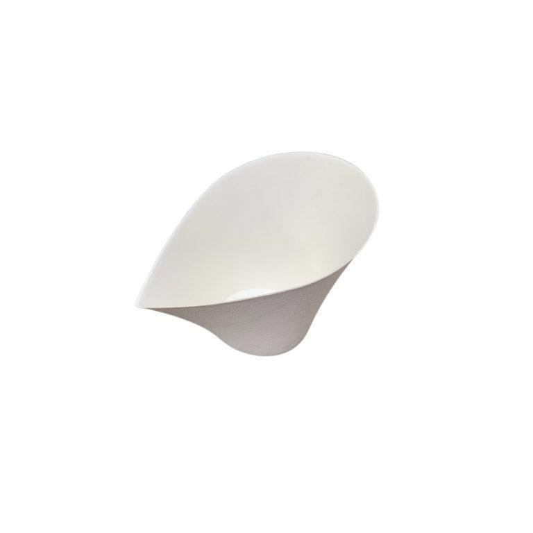 Coppette in polpa di cellulosa e PLA 100 pz
