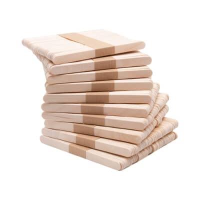 Palettine in legno caffe bio cm 9 per distributori automatici 5000 pz