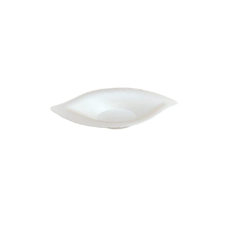 Vassoietto finger food in cellulosa e PLA 100 pz