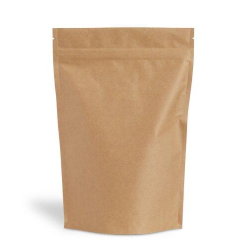 buste compostabili con chiusura a pressione medie