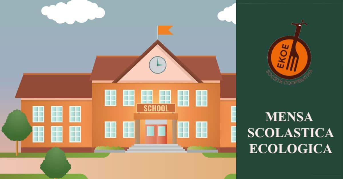 mensa scolastica ecologica