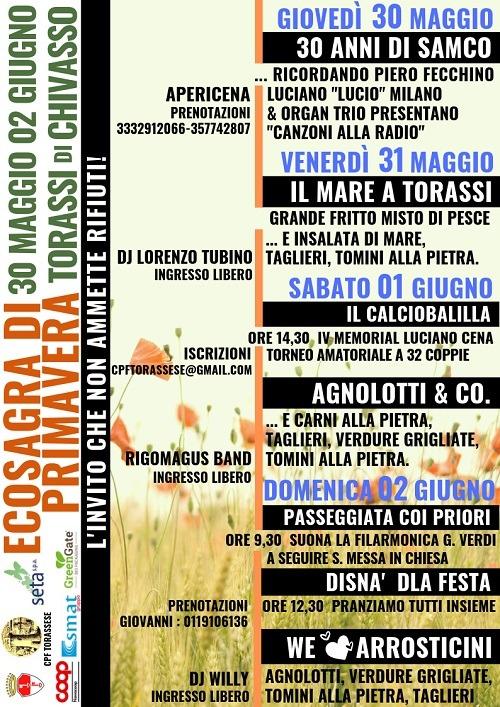 EcoSagra 2019