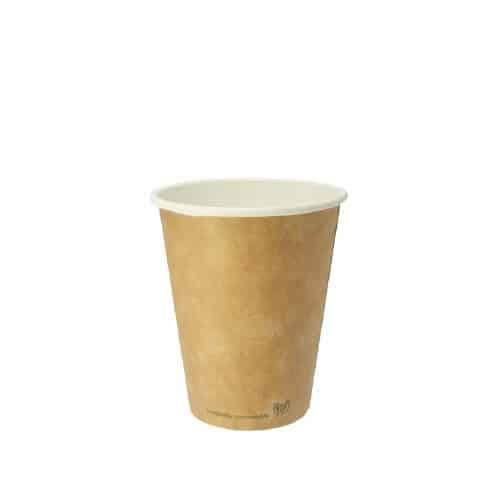 Bicchieri-Bio-usa-e-getta-Kraft-240-ml