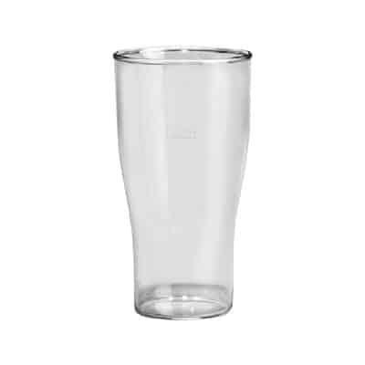 Bicchieri Birra in SAN trasparente 520 cc 80 pz