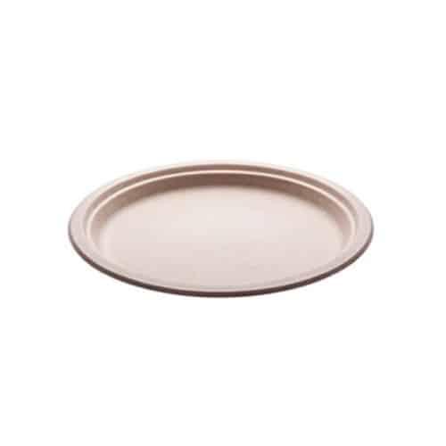 Bio-piatti-biodegradabili-e-compostabili-piani-cm.-23-avana
