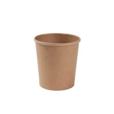 Ciotola-porta-zuppa-bio-e-compostabile-in-Kraft-600-ml
