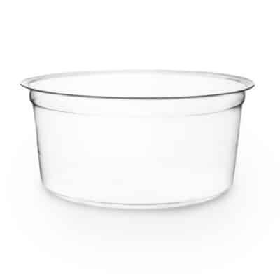 Contenitori per alimenti freddi in bioplastica 900 ml 100 pz