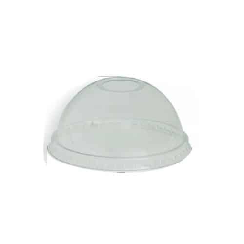 Coperchio-a-cupola-con-foro-per-bicchieri-in-PLA-da-300-a-500-ml