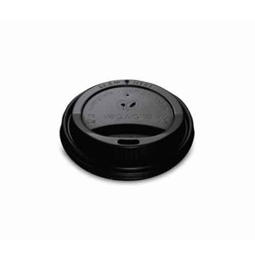 Coperchio-nero-compostabile-per-bicchiere-bevande-calde-da-360-a-590-ml