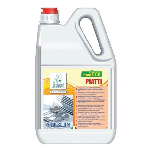 Detergente per piatti Ecolabel ekoe.org