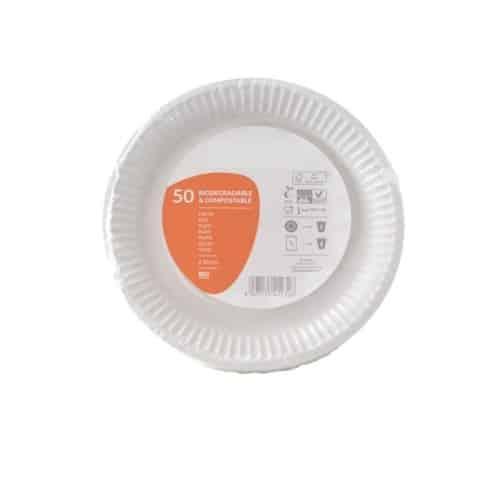 Piatto-in-cartoncino-compostabile-foderato-in-Bio-coated-cm.18