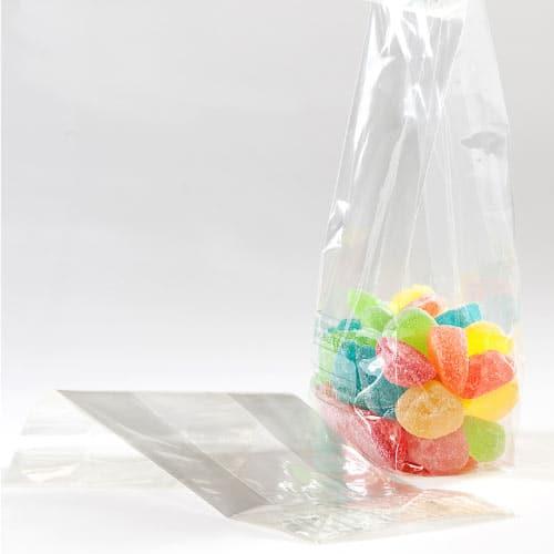 Sacchetti-trasparenti-per-alimenti-in-Natureflex-a-fondo-quadro
