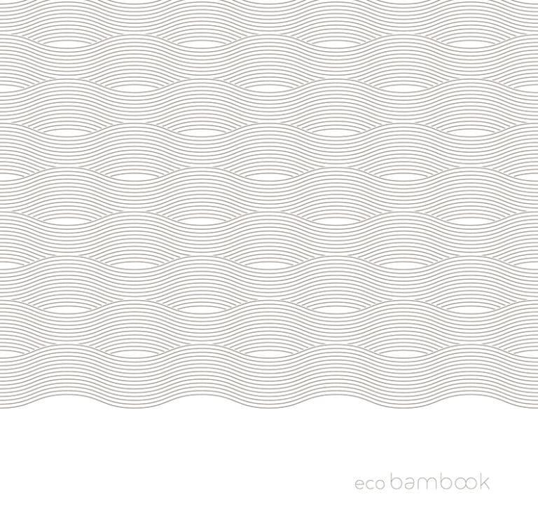 ovagliolo linea Bambook color levante tortora