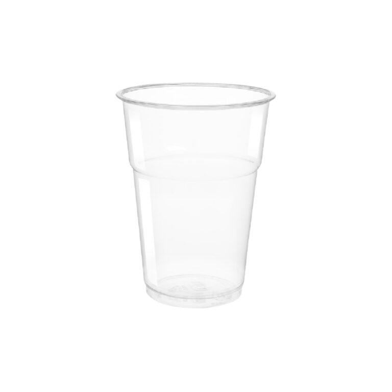 Bicchieri da acqua e vino personalizzati in PLA 250 ml