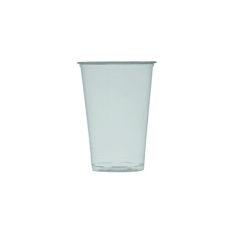 Bicchieri personalizzati in PLA 235 ml tacca 200 ml 100 pz