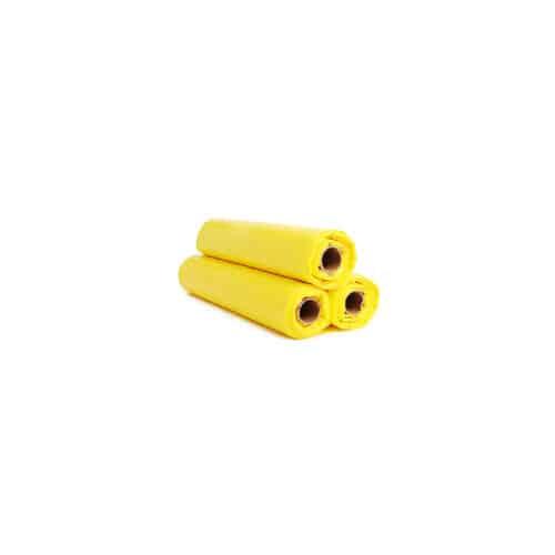 Sacchi immondizia gialli 90x120 cm da 105 pz