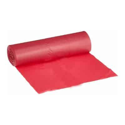 Sacchi immondizia rossi 90x120 cm da 105 pz