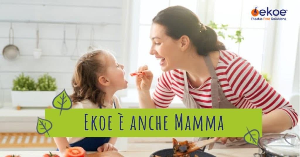 Diario Settimanale di Ekoe - Settimana 3 – Mamme, scuola ed ecologia