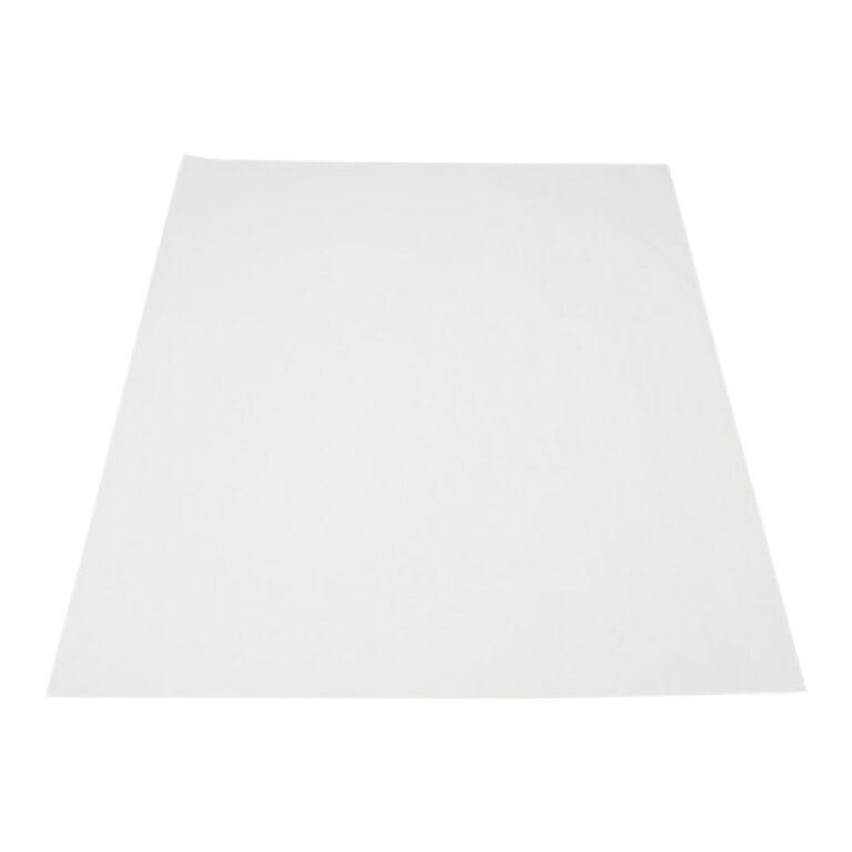Fogli bianchi di carta oleata 43x35 cm 960 pz