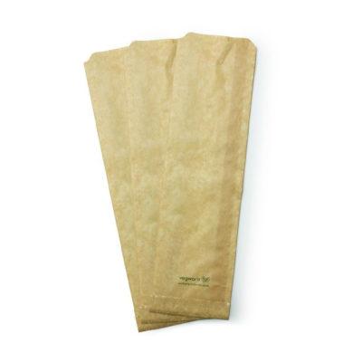 Sacchetti in carta antiunto doppio strato 35x10 cm 500 pz
