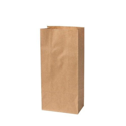 sacchetti in carta kraft avana 11x6x22,5 cm 1000 pz