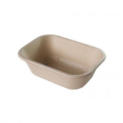 vaschetta in polpa di cellulosa 1350 ml